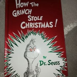 Dr suess how the Grinch stole christmas